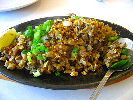 Sisig pork recipe for Authentic filipino cuisine