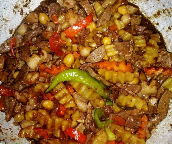 Igado Recipe - Authentic Filipino Recipes