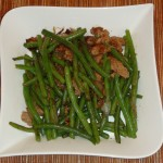 Stir Fried French Beans Recipe