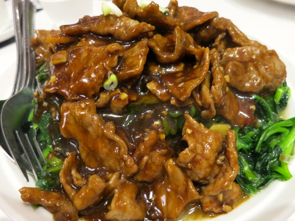 Beef in Oyster Sauce Recipe