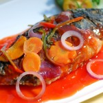 Fish Escabeche (Sweet & Sour Fish)